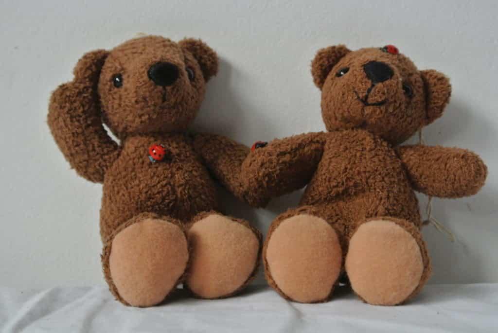 Een kruidenbeer of knuffel kan natuurlijk ook!