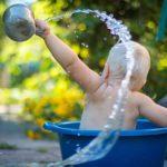 Een belangrijk onderdeel van de therapie is baden met essentiële oliën.