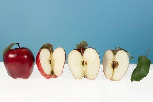 vele mogelijkheden met appel
