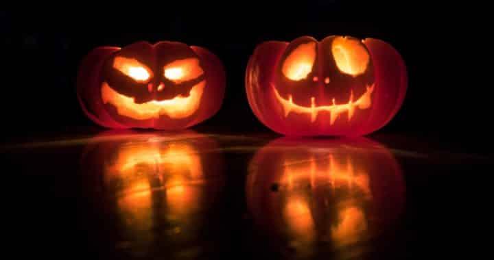 De betekenis van halloween en pompoenen