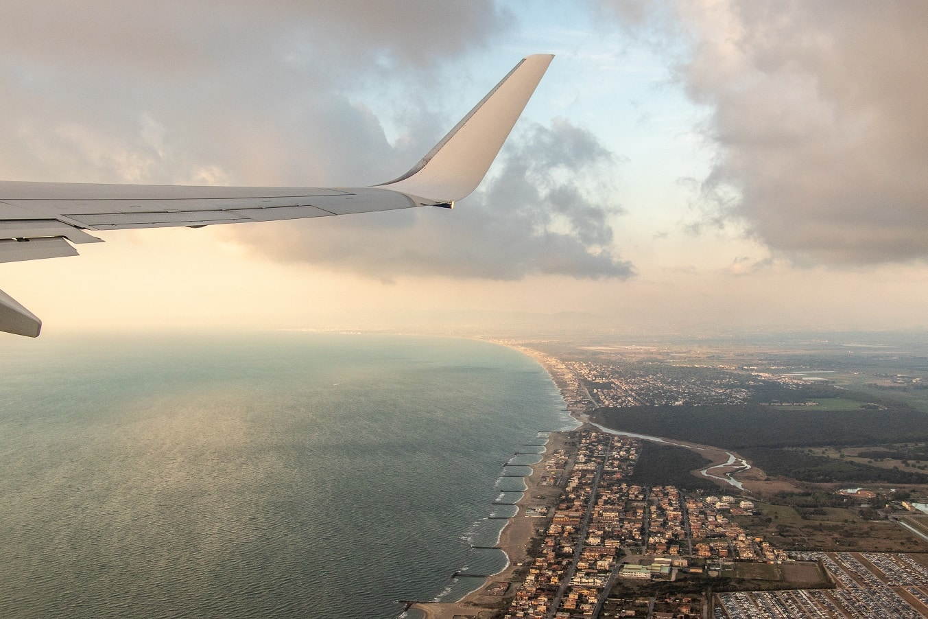 De co2 impact van vliegen