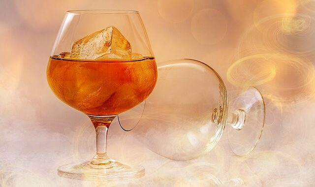 Bach bloesem alcohol