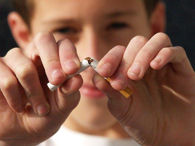 welke bachbloesem bij stoppen met roken