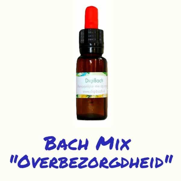 Bach remedie bij overbezorgdheid van digibach