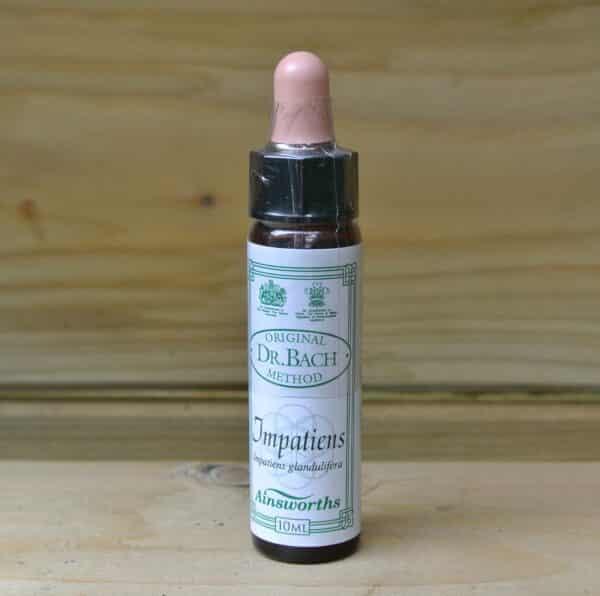 productfoto van Bach remedie Impatiens