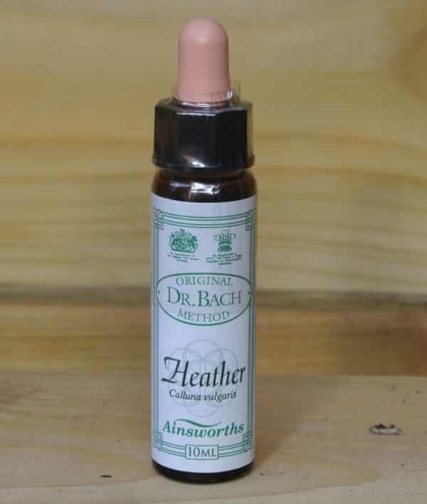 Productfoto van Bach remedie Heather
