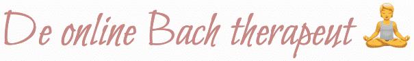 De online Bach therapeut 🧘 logo