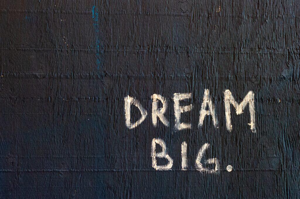dromen over zwanger zijn als teken om je dromen te volgen