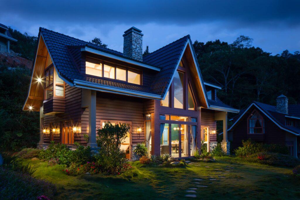 Dromen over verhuizen naar een groot huis worden vaak gezien als voorteken van een goede periode in je leven